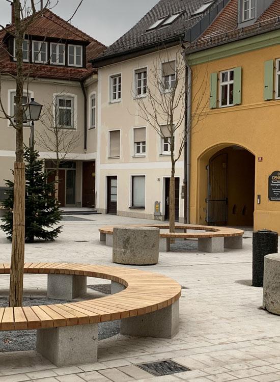 Einweihung 1.Bauabschnitt Freising