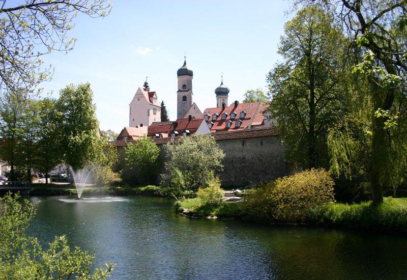 Südliche Altstadt Isny – Stadtsanierung