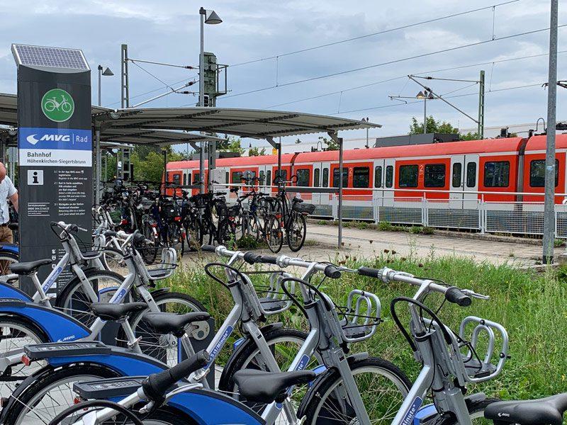 MVG Rad im Landkreis München ist komplett