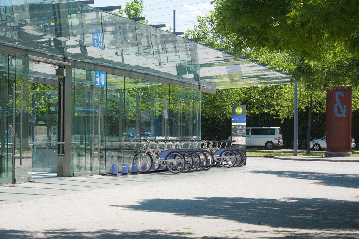 Stadtrat beschließt MVG Rad im Umland